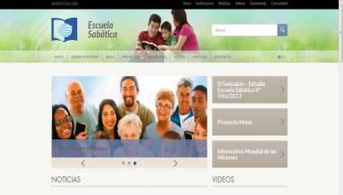 Escuela Sabatica Adventistas ORG