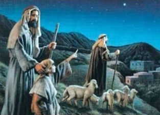 Shepherds at Bethlehem