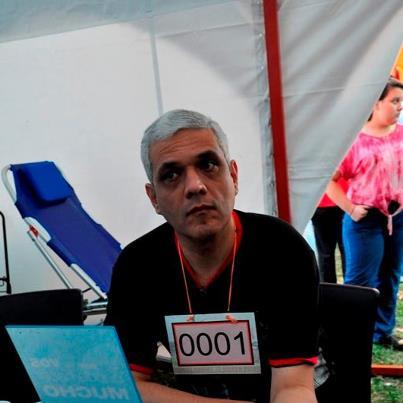 Pastor Carlos Gill presidente de la Union Argentina de los Adventistas del Septimo Dia