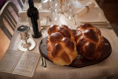 Kiddush: recibiendo el Shabbat
