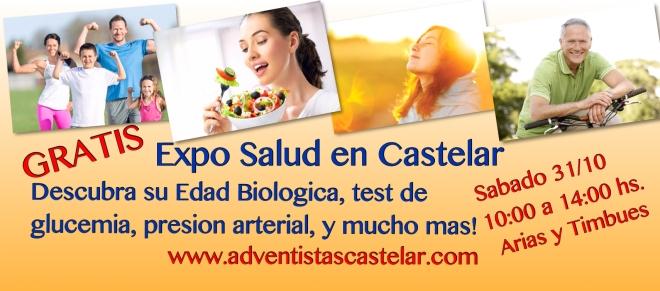 ExpoSaludCastelar Afiche1