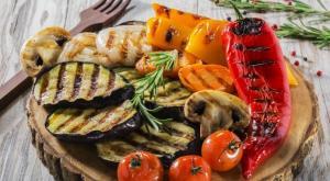 Vegetales-grillados